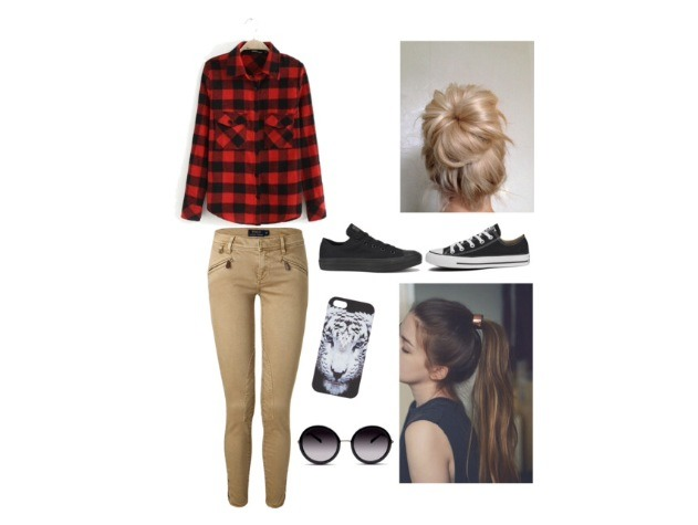 idk I just love this outfit. it's super cute and effortless, it can be worn for anything school, mall, hanging with friends