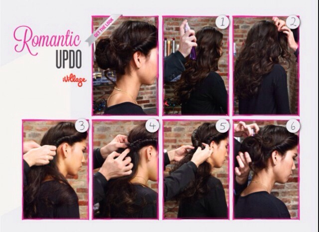 20 Step By Hairstyles