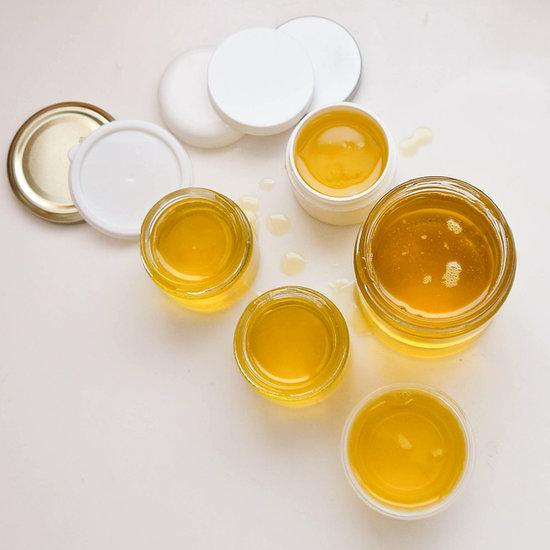 then carefully ladle the mixture into all the jars then let it cool down to room temperature and then put the lids on.  it makes about 16ounces of the sleep aid. then put it on your bedside table and rub on both feet and cover your feet with socks and you will instantly fall asleep and feel relaxed