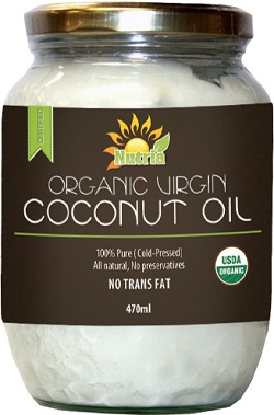 COCONUT OIL also helps with stretch marks and healing your skin. But did you know it can help you tan? Put some on before going in the sun: it will work as a tanning oil and moisturize too! IT ALSO is a hair mask. After showering , put a smal amount on the ends of your hair and say bye to split ends