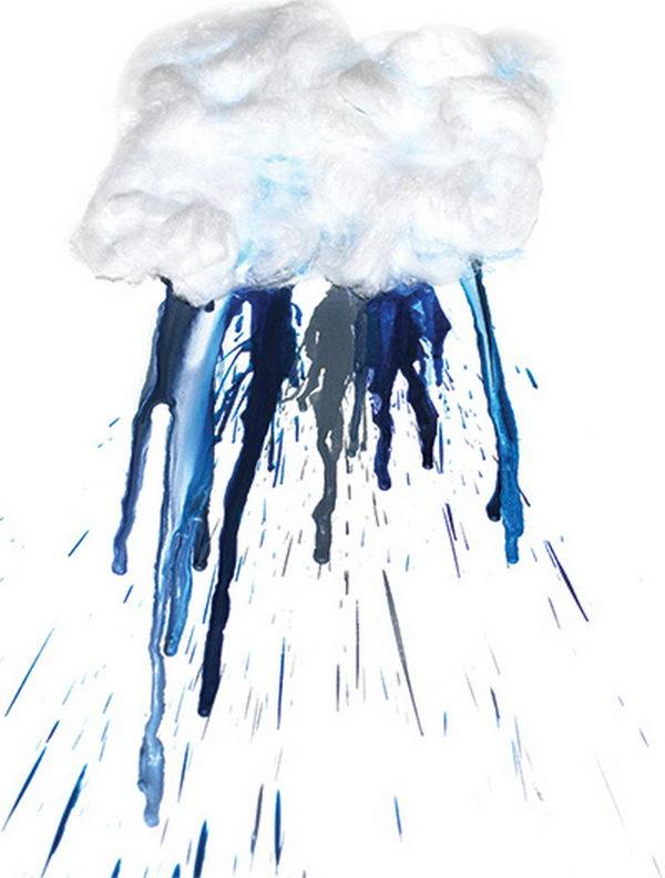 Craft Rain Cloud