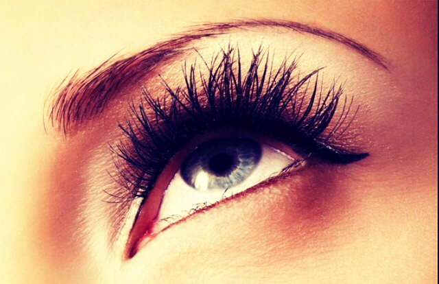 If you add Vaseline to a q-tip and rub it onto your eyelashes each night before you go to bed it gives great results! You may even see results in one night!