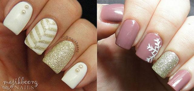 Cute Winter Nail Art Choice Image Easy Nail Designs For Beginners