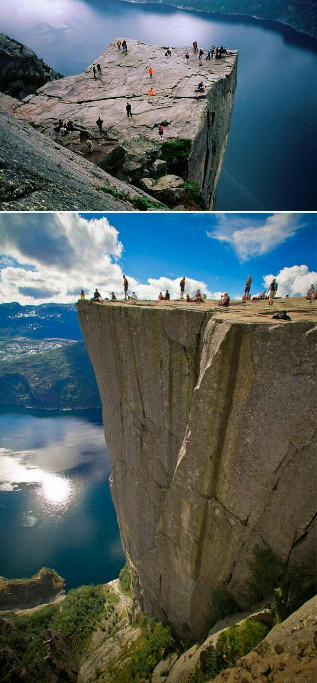 Musely for Floating rock norway