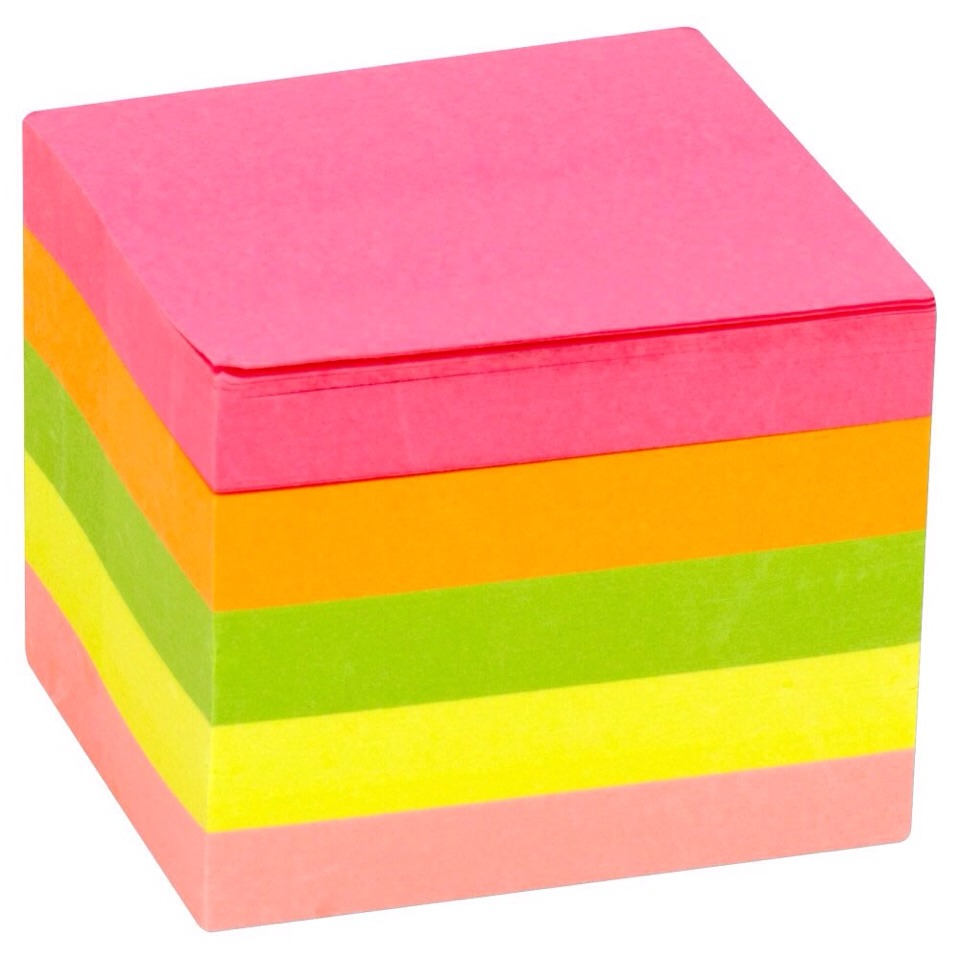 Write down important stuff on post it notes so you have easy access to them