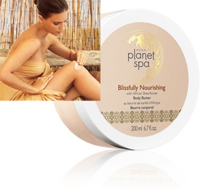 Blissfully Nourishing with African Shea Butter