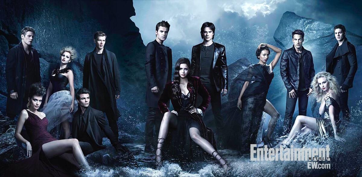 "The first series i recommend is ""The Vampire Diaries"" This series is for people that like fantasy, romance and a little of action."