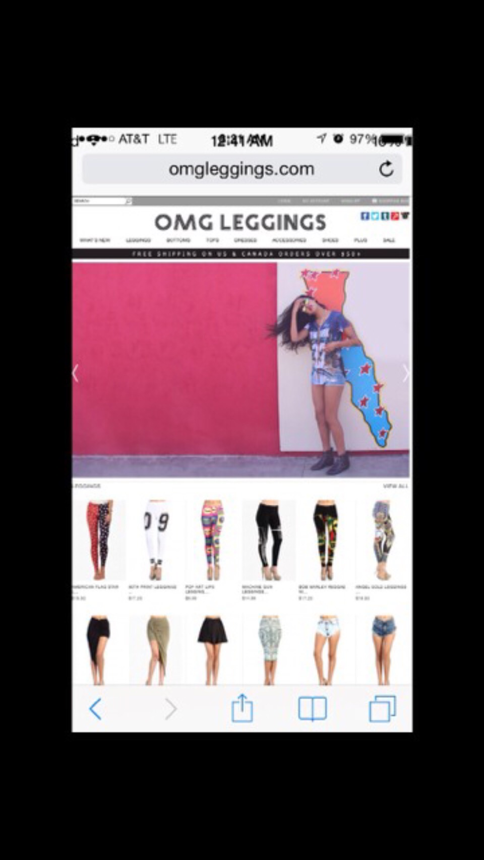 Omgleggins.com