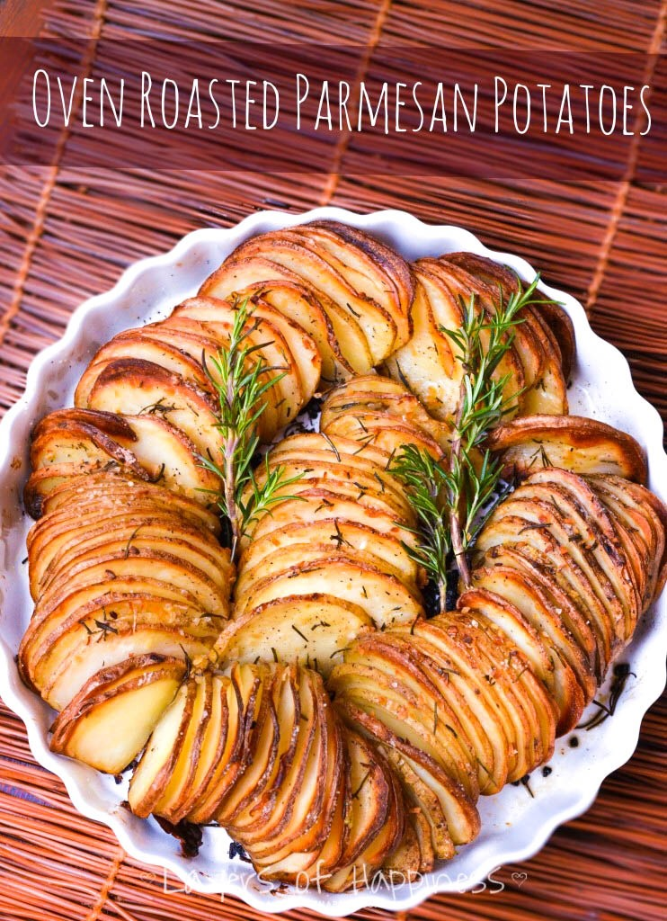 http://layersofhappiness.com/easy-oven-roasted-parmesan-potatoes/