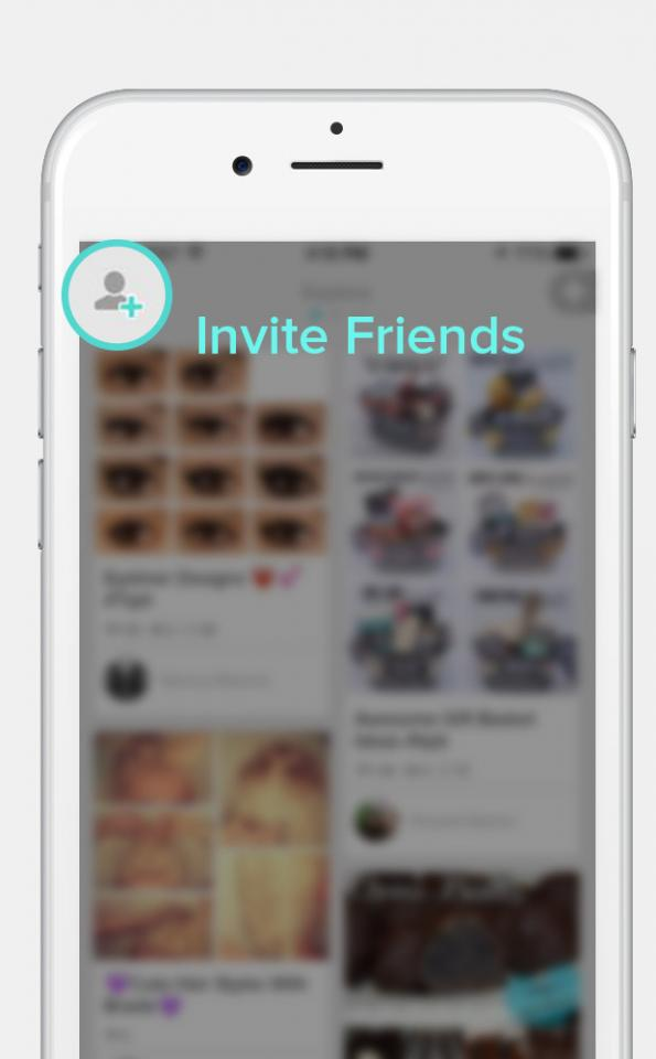 Oh, and be sure to invite your friends to join Trusper! When a new friend joins you can both earn points. Not to mention, you and your friends can create your own private group.