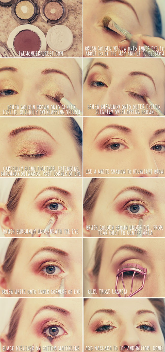 Every day make up look. PLS like