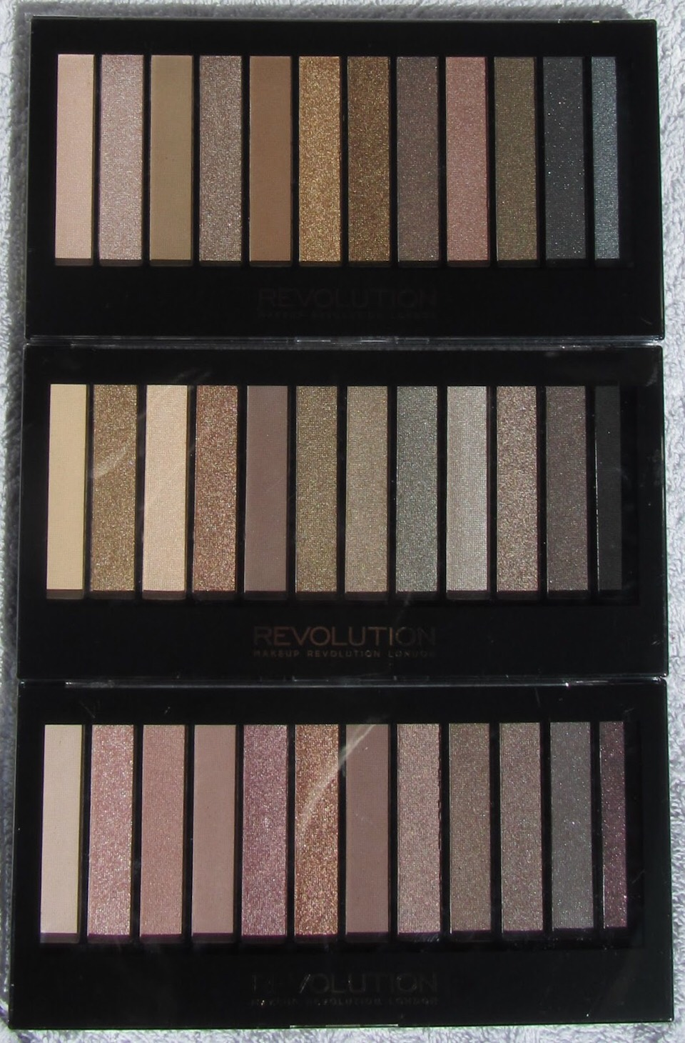 Makeup Revolution Iconic Palettes are an affordable alternative & comparable in quality!!!