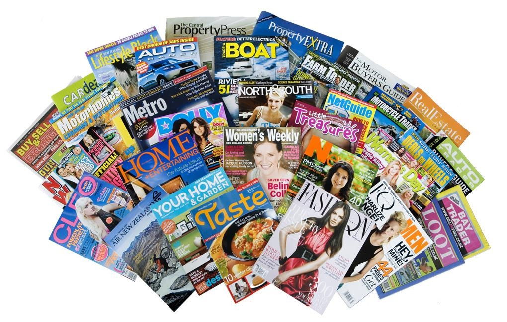 "Subscriptions  Do you have a large pile of magazines that you're ""going"" to read? Cancel them. You'll never notice they're gone."