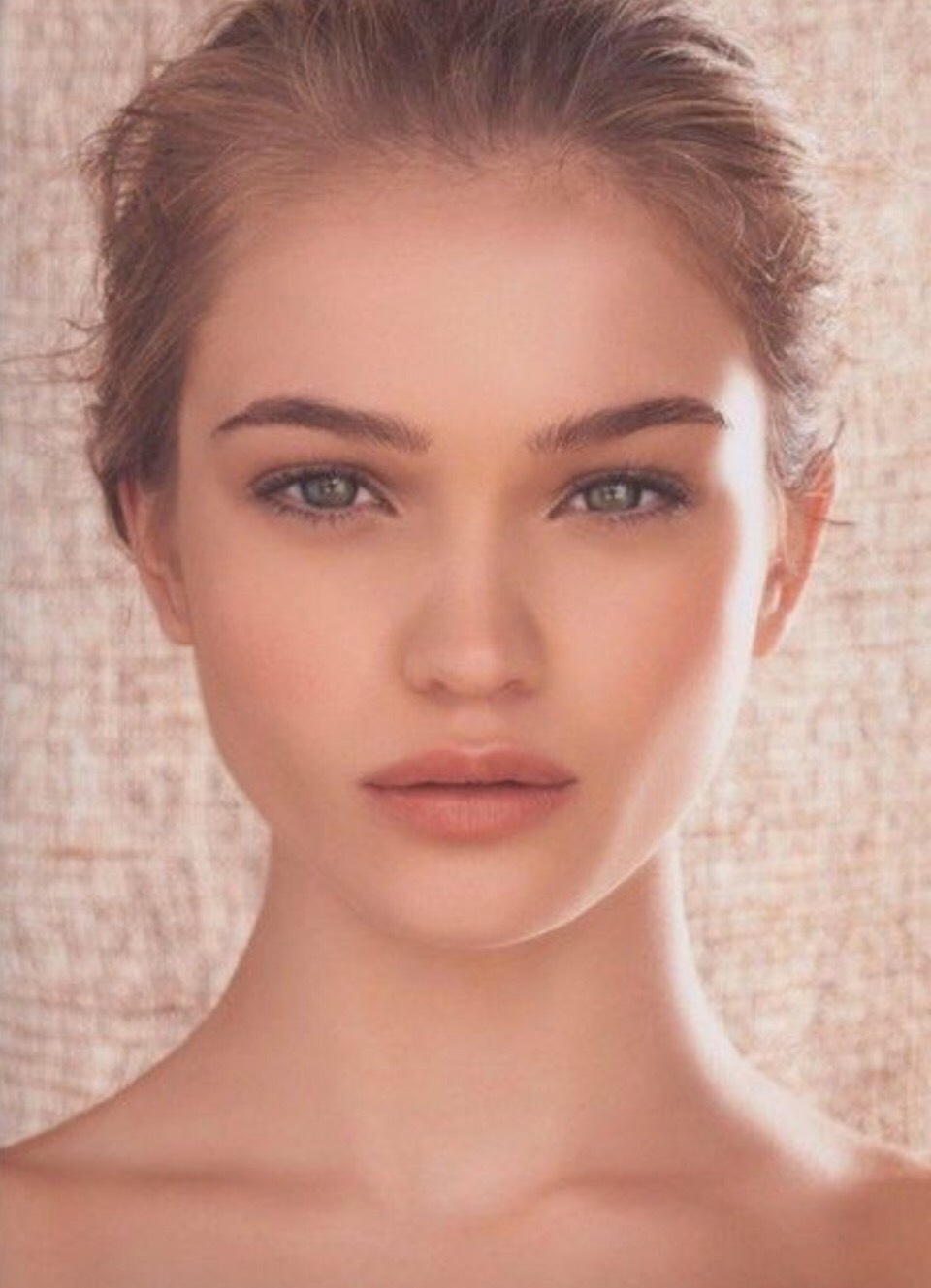 4. Natural looking makeup for everyday wear, and the right amount for dressing up is important. Talk to a cosmetician at a major department store for advice.