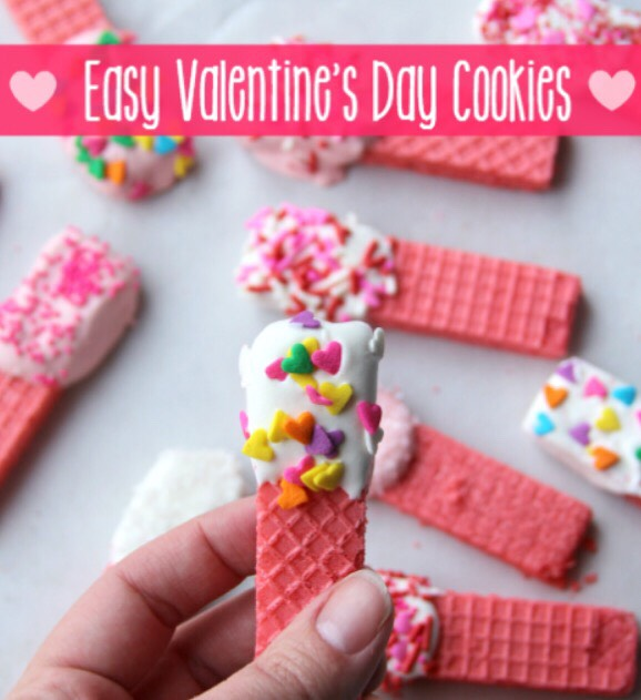 So cute and simple to make💗🍪