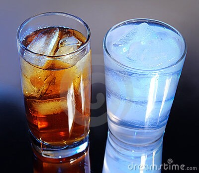 Drink lots of fluids. Especially when you're sick, a little water or tea goes a long way in helping you feel your best. Drinking water helps cleanse your palette and tea relaxes and soothes you❤️ (obviously they both have a ton more benefits) The syrup from coke (without bubbles) can help a lot too.