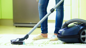 Vacuum and Mop...