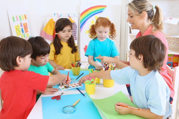 Starting your own little daycare for kids is also a great way to earn money, u can do crafts with them and much more