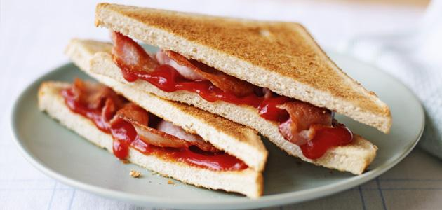 Researchers from Newcastle University in the UK found that a good old greasy bacon sandwich can help your hangover fade faster. Bread is high in carbs and bacon is full of protein, which breaks down into amino acids. Your body needs these amino acids, so eating them will make you feel good!