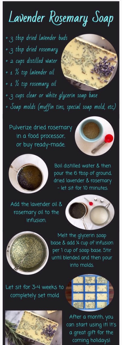 DIYs Using Rosemary! by 💀Chloé Anderson🌹 - Musely