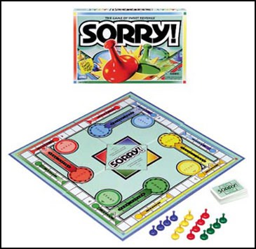 2.) sorry is really fun to.