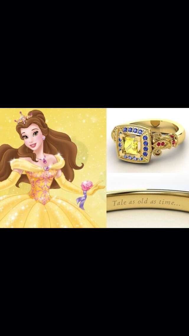 "Belle- ""Tale as old as time..."""