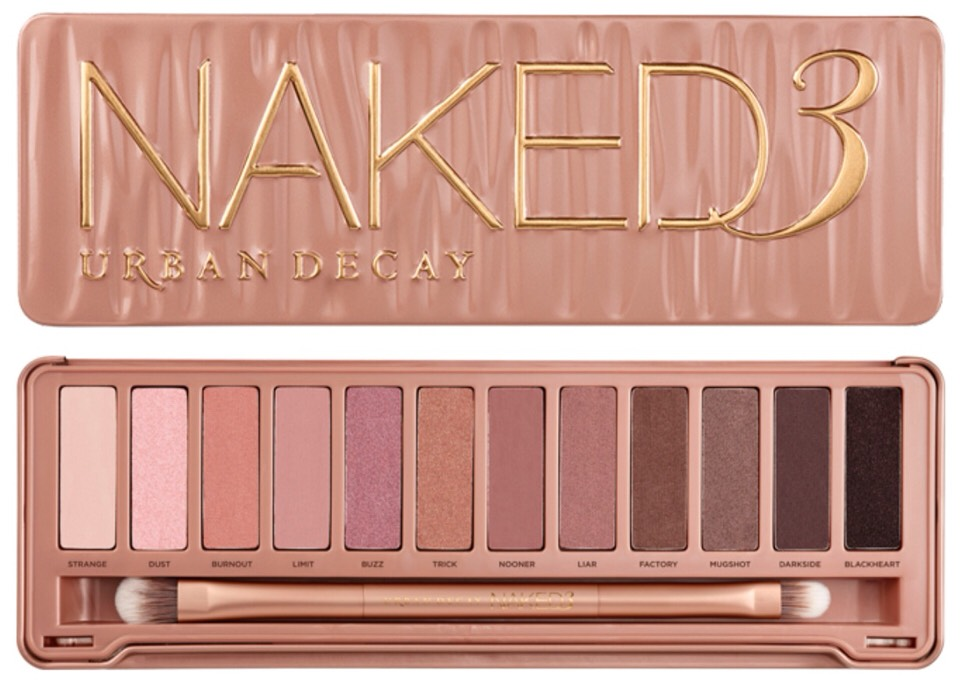 Urban decay- naked 3 pallet