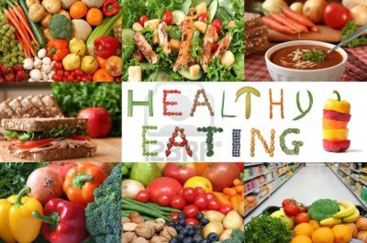 Healthy eating also includes vegetables!!