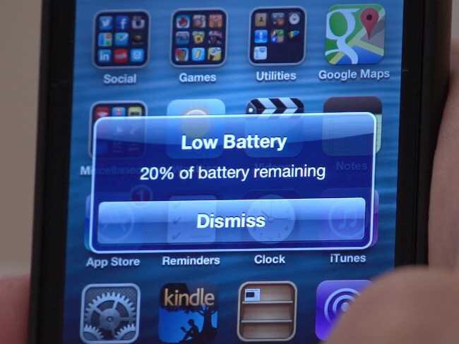 Need your phone battery to last until a certain time? Try turning it on airplane mode until you need it. It will save more battery than completely turning it off.