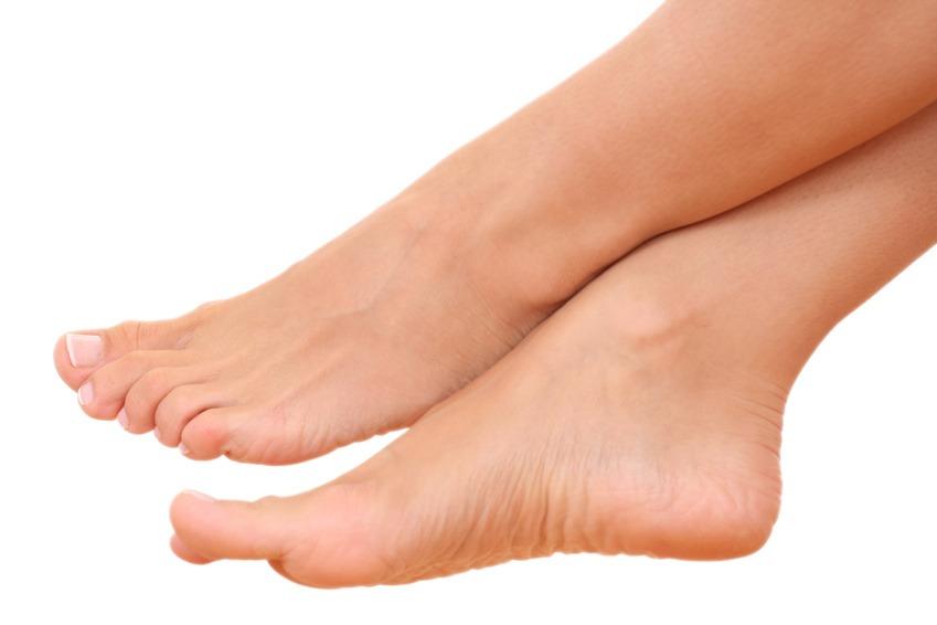 Got Hard Dry Skin On The Bottom Of Your Feet?
