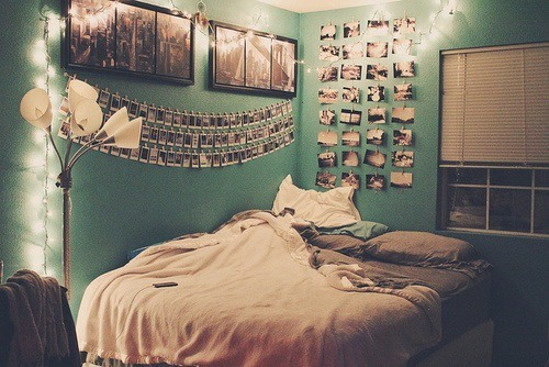 Make sure your cave of cozy keeps a steady theme so your room style doesn't go all over the place 🌷🍀🍁🍃🌳