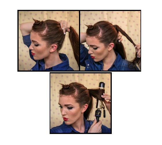 how to clean hairspray buildup off curling iron