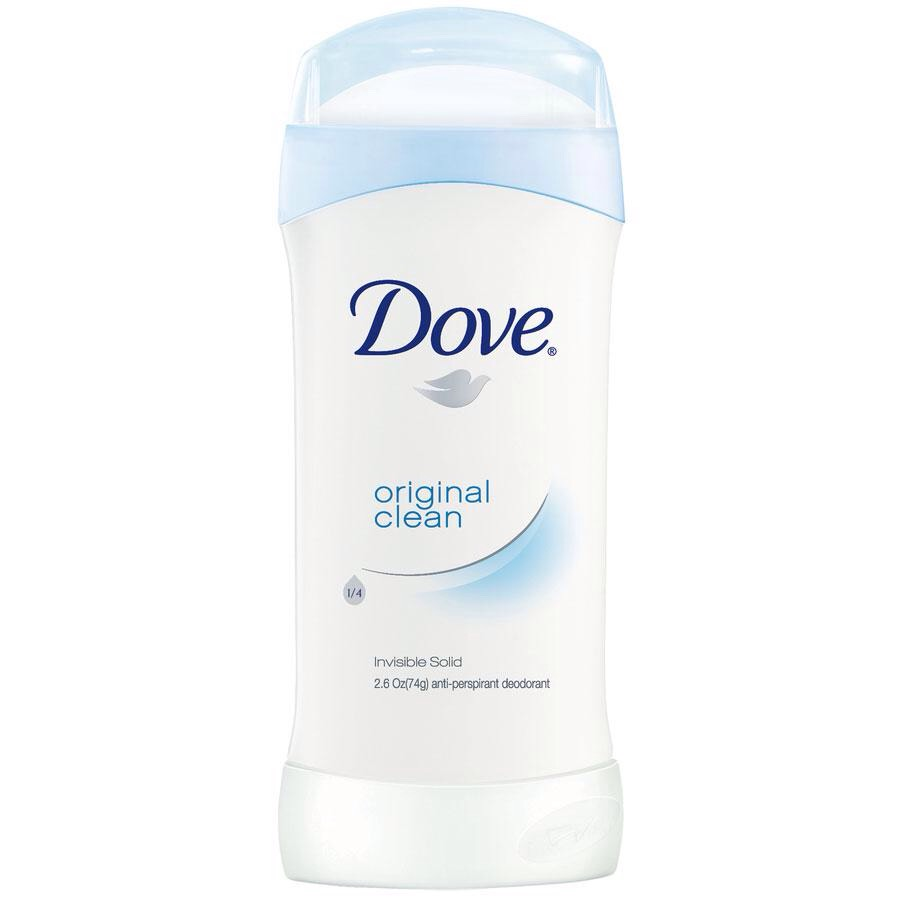 Still in the subject of PE/Gym, your gonna want a deodorant to get rid of all that sweat on your armpits.
