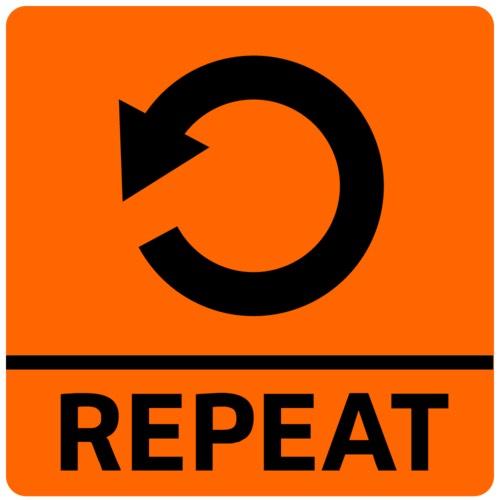Repeat until desired finish