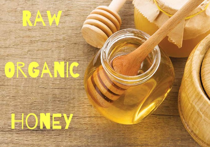 #9 |Raw organic honey is an extremely mild cleanser with antibacterial + moisturizingbenefits! Simply apply, leave on for a few minutes up to half an hour, rinse. Be careful withyour hair!