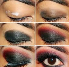 Smokey eye is quick and easy