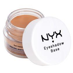 this is a great eye shadow primer to put on before your eye shadow it's urban decay nyx brand