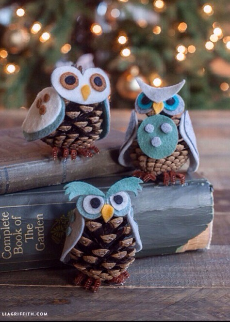 I think these are adorable! Perfect for arts &crafts-- Whether you're a teacher and want to have your students make these, or if you just need to give your children something to door maybe make them with your kids.I think they'd be adorable as decoration!