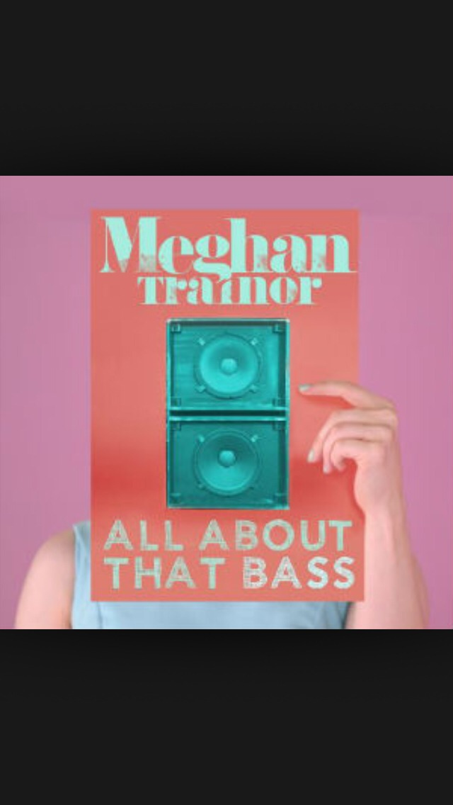 3.All about that bass