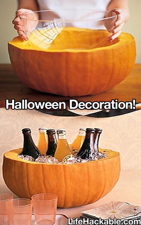 So cool!! You can even paint for Halloween decor(: