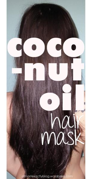 I will show you how to apply the hair mask and also important how you can get it out of your hair again :p.