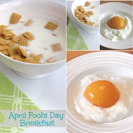 Switch it up breakfast