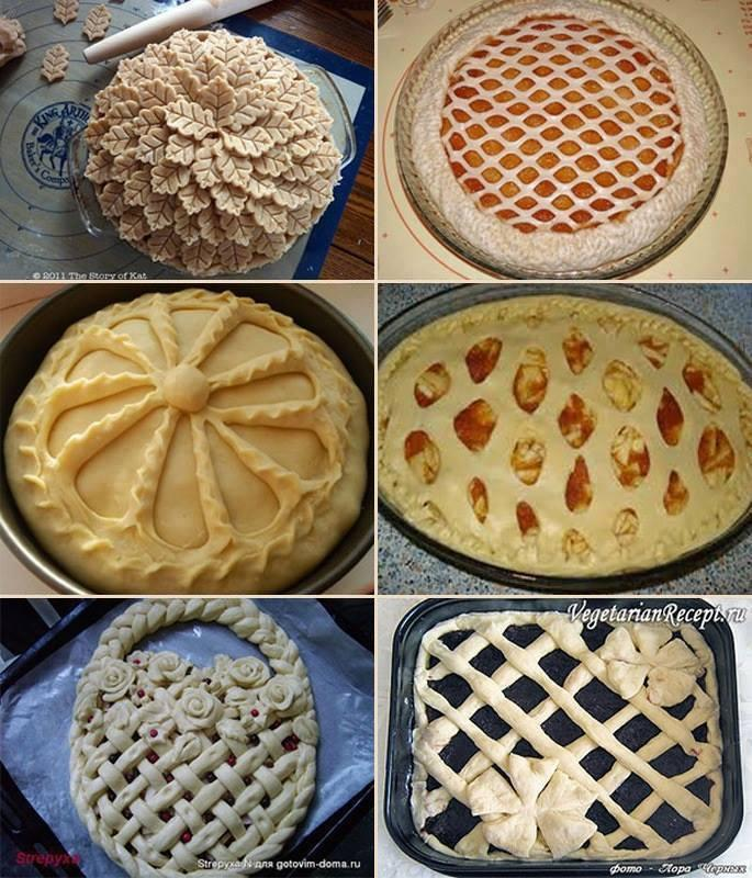 Ideas for your pies!