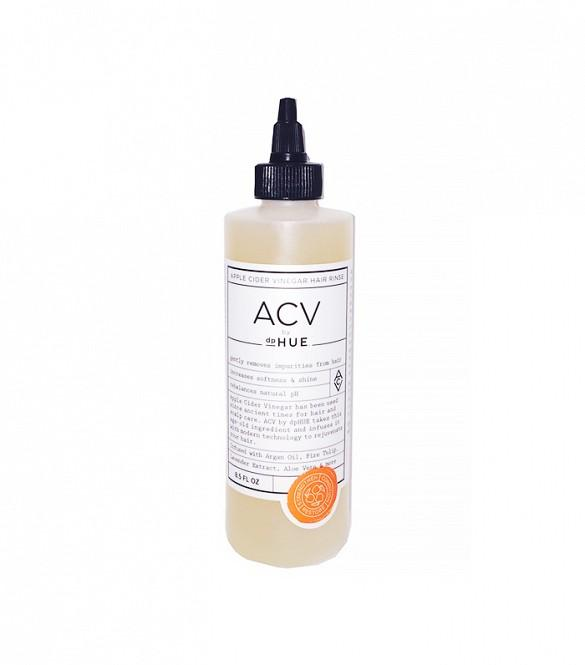 DpHue Apple Cider Vinegar Wash ($32)  If you're a daily gym-goer or have thin hair that gets greasy easily, and thus feel like you could never go a day without shampooing, dpHUE's ACV (vinegar rinse) is a solution to that dilemma