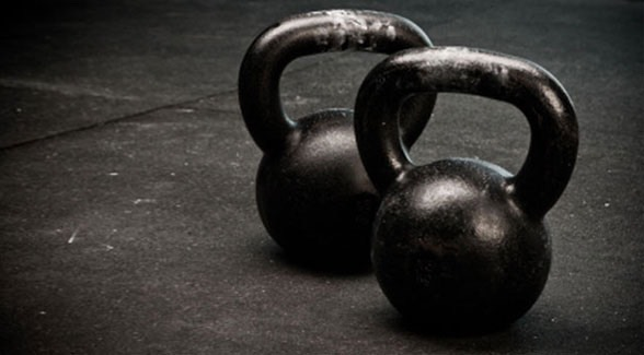 Kettlebell swings - Choose your comfort weight and do 20 . Add 5 more each day