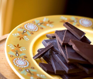 Dark Chocolate  While probiotics may not naturally occur in dark chocolate, researchers have been hard at work combining the two and testing whether or not dark chocolate enhanced with probiotics can effectively increase the good bacteria in your gut. The results have been successful!