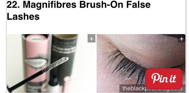 Used under mascara, adds fibers to boost length and volume. - $20.00