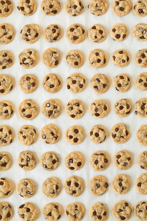 ❕❕❕Ingredients: ⭐️1/2 teaspoon >> baking soda ⭐️2 tablespoon >> milk  ⭐️1 cup >> brown sugar  ⭐️1 >> egg  ⭐️1/2 cup >> butter ⭐️1 cup >> chocolate chip { but you can add more ;) } ⭐️1 + 3/4 cup >> flour