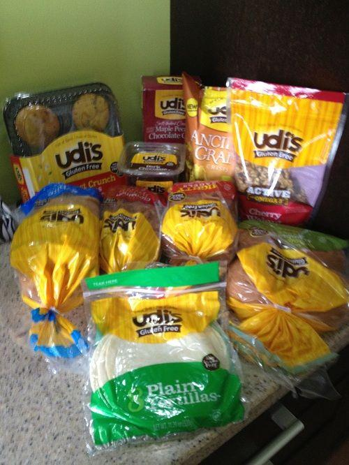 we have used these products by Udi's and let me just say if you steam the hotdog and hamburger buns they are the best buns you ever tasted. As the other stuff the gluten free flour tortillas are the BOMB!!!!! you won't want to go back to gluten tortillas ever again!!!!!!!