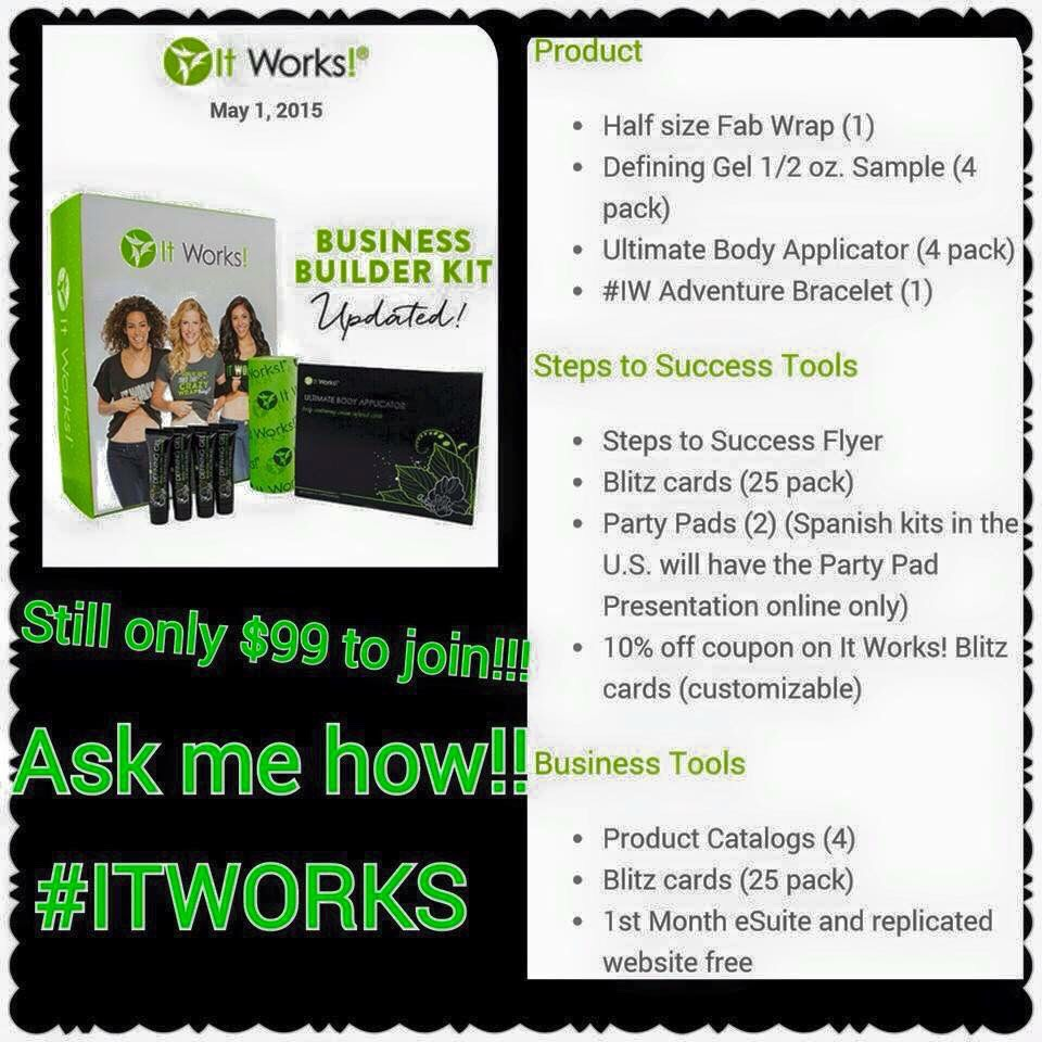sign up for it works